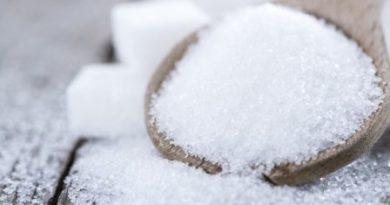 сахар - яд