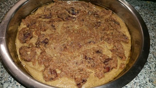 пирог без сахара с начинкой