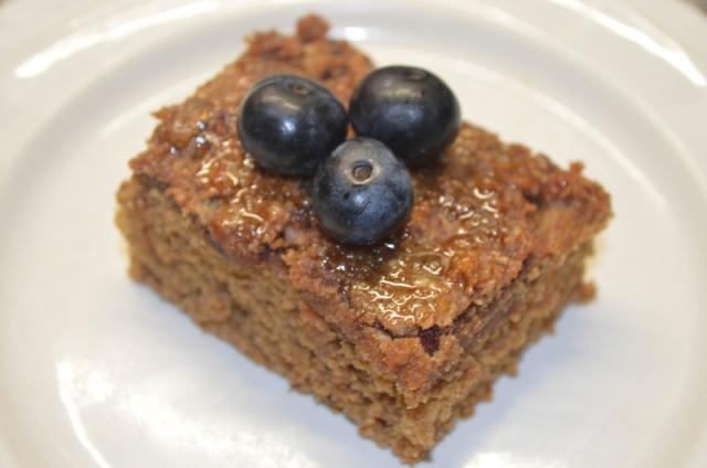 финиковый пирог без сахара и белой муки